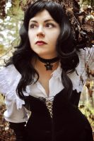 Yennefer: in the Blackwood-3 by alberti