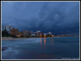 Cronulla Beach Early Morning by FireflyPhotosAust