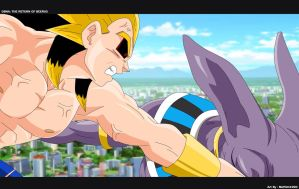 DBNA The Return Of Beerus by Moffett1990