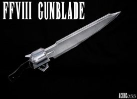 FF VIII Gunblade by acidic055