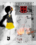 Proxy High Student  Aplication Form :Pyro: by PERKoverload526