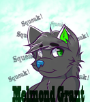 Con badge - Melmond Grant by YukineAlterma