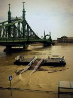 Danube Invasion Of Budapest 8 by stefanpriscu