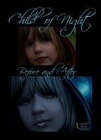Child of Night - Before and After by ManifestedSoul