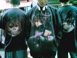 more grand chase air brush shirts by 3ird