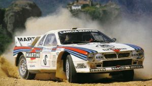 Lancia 037 Rally Abarth E2 by ec555