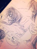 Meeting Jeff The Killer-Page Unknown preview. by MikaelBratLoni
