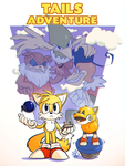 Tails Adventures by MegaDISia