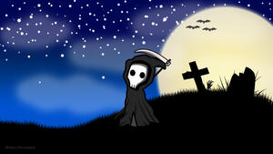 The Walking Fear by Blekee