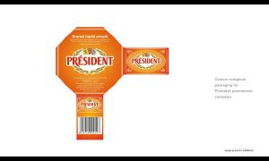 President 2+1 packaging by norne-nornir