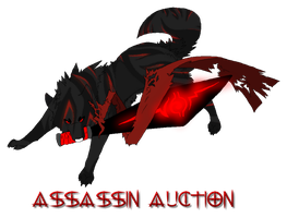 Assassin Wolf Auction by Rayilex