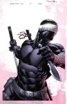 SnakeEyes 5 Cover by spidermanfan2099