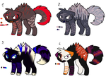Cat Adoptables by Portal-Adoptables