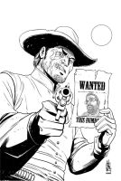 Jonah Hex by Miketron2000