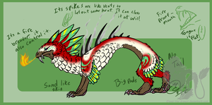 Design trade for Toothless by Jeep-The-Dragon