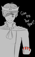 King of Hearts by Stabette