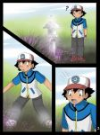 Ash into purple girl page 1 by 455510