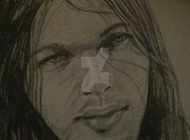 David Gilmour by RushYesZeppelin
