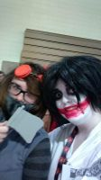 Ticci Toby  Jeff The Killer The Geek Gathering by FiveNightsAtFoxys