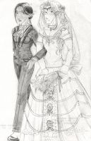 Groom or Bride? by CelebrenIthil