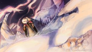 Look at THAT swellness! by CountANDRA