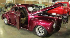 41 Plymouth business coupe by zypherion