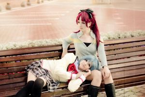 Madoka Magica: I'm With You by Ocean-san