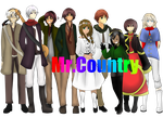 Mr Country (Hetalia UTAU PV) by RennTorakWolf