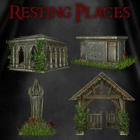 Resting Places by zememz