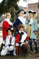 APH - Austrian Succession War by Angela-Chao