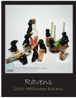 Ravens 2013 by lizzarddesigns