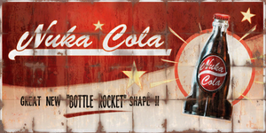 Nuka Cola Advert Billboard - Fallout 4 by PlanK-69