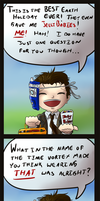 Doctor Who: Troll or Treat by ParallelPenguins