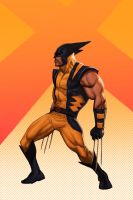 Wolverine Wednesday - 18 by reau