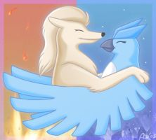 Fire and Ice by Articuno
