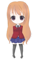 Collab: Aisaka Taiga by RibbonDrop