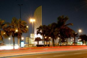 AL-Nawras Roundabout by coldmercury