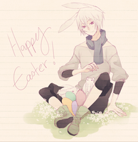 Happy Easter!! by Nanoless