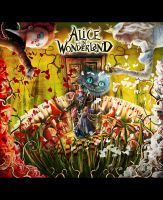 Tim Burton's Wonderland by Nellista