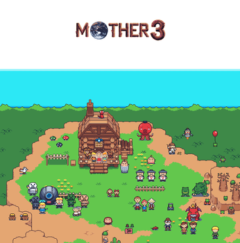 Mother 3's 11 year anniversarry by 101239
