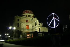 Peace in Hiroshima by frenchbear
