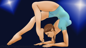 Contortionist by xTwilightWingsx