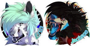 .:Comm: Tokens Batch Number Tres:. by Mayasacha