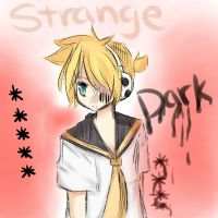 018-: Strange Dark : by Pokemonfan4ever
