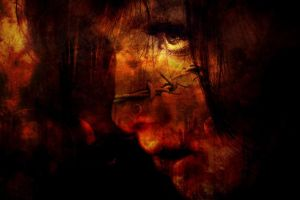 silent hill by zombiezombie72