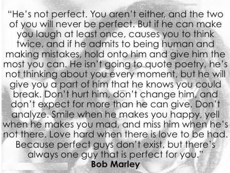 Bob Marley Quote by SammiSosa98