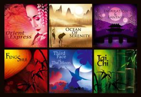 Asian Covers by Magrad