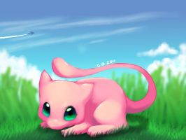 Mew 151 by Pand-ASS