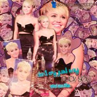 Miley Cyrus Blend by CookieMonsterEdits
