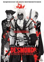 Desmond Unchained by Manu-G